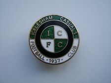 Icklesham Casuals Football Club Enamel Badge