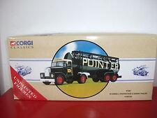 scammel highwayman and tanker trailer pointer camion truck CORGI CLASSICS