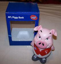 Sydney Swans AFL Attitude Piggy Bank Money Box 15cm Resin Hand Painted New