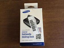 Samsung Galaxy Universal Multimedia Desktop Dock