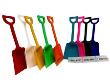 24 Toy Shovels & 24 I Dig You Stickers Mix of Colors Mfg USA Lead Free No BPA*