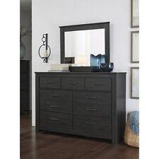 Signature Design by Ashley B249-36 Brinxton Bedroom Mirror in Black New
