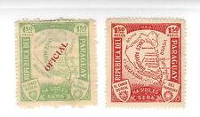Briefmarken aus Paraguay