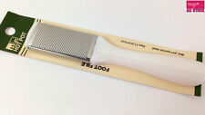 1pc Special Steel Double Sided Foot File Removes Rough Skin Pedicure HP005327