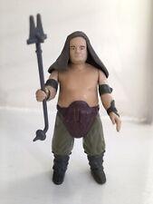 Vintage Star Wars Figure Rancor Keeper Complete Original