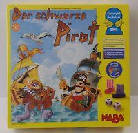 HABA Der schwarze Pirat - Kinderspiel des Jahres 2006 - NEU NEW - Eingeschweißt
