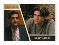 2018 Rittenhouse Twin Peaks Character Card #CC17 Bobby Briggs