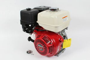 "Genuine Honda GX390QA2 13 HP Engine Recoil Start 1"" Keyed Crankshaft"