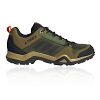 adidas Mens Terrex AX3 Blue Walking Shoes Brown Sports Outdoors Breathable