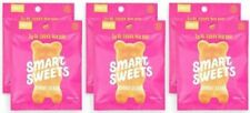 Smart Sweets Fruity Gummy Bears Pack of 6 Candy 3 gram of Sugar