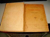DELLA DECADENZA DEL PENSIERO ITALIANO di L. PREVITI - FIRENZE 1884