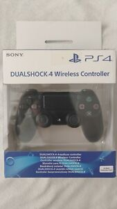 Official Black Sony Playstation 4 controller V2 PS4 Dualshock 4 Great Condition