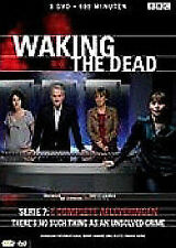 Waking The Dead - Series 7 (DVD, 2010)