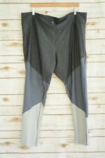NWT C9 Champion - Gray space-dye DUO-DRY pieced yoga running pants, size 4X