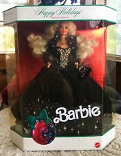 HAPPY HOLIDAYS SPECIAL EDITION 1991 COLLECTABLE BARBIE IN ORIGINAL BOX