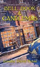 Bell, Book & Candlemas (A Wiccan Wheel Mystery)-ExLibrary