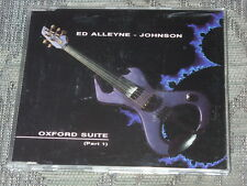 Ed Alleyne-Johnson: Oxford Suite (Part 1)  (Equation records) CD Single   NM