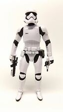 """Star Wars Authentic Black Series 6"""" #03 First Order Stormtrooper Loose Complete"""