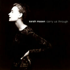 Sarah Masen - Carry Us Through CD 1998 re:think [RTD1632] * NEW * STILL SEALED *
