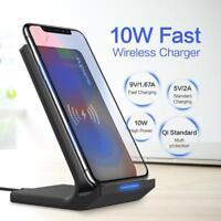 Floveme QI Fast Induktive Schnell Ladestation Ladegerät Für iPhone Samsung Nexus