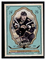 2009-10 Upper Deck Champ's Hockey Green #13 Thomas Vanek Buffalo Sabres