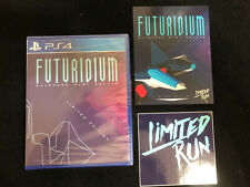 Futuridium Extended Play Deluxe: Limited Edition (Sony PlayStation 4, 2016) NEW
