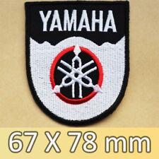 LARGE YAMAHA Embroidered Iron on Patch JAPAN Japanese Motorcycles Racing MotoGP