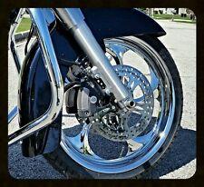 Harley Davidson Touring 21 Front Wheel Fender Double Barrel Lift Brackets 98-06