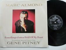 "Marc Almond/Gene Pitney Something's Gotten Hold of My Heart 12"" 1989 **VG+/EX**"
