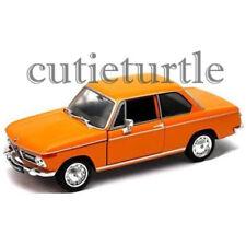 Welly 2002 Bmw Ti 1:24 Diecast Model Toy Car 24053 Orange