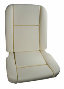1964-1966 Ford Mustang Seat Foam - Deluxe - 1 Top & 1 Bottom
