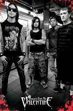 Bullet for my Valentine : Subway - Maxi Poster 61cm x 91.5cm (new & sealed)