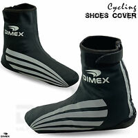 Cycling Shoe Cover Windproof Water Resistant Softshell Outdoor Bicycle Overshoe