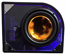 "CADENCE 10"" Slim Subwoofer Sub / Box with LED Light Up 400 WATTS XWB10CL"