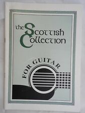 Scottish Collection for Guitar - 12 easy/intermediate pieces in tab & standard