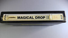 MAGICAL DROP II - Neo Geo MVS SNK