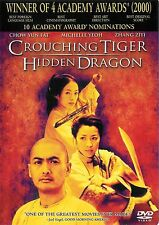 Crouching Tiger Hidden Dragon ~ Superbit Dvd dts