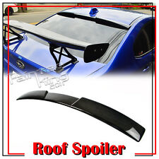 Carbon Fiber For Subaru WRX 4th STI Impreza  V Rear Roof Spoiler Wing  Sedan