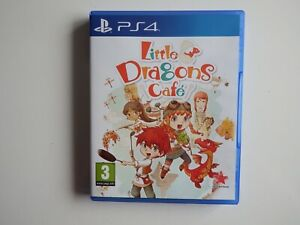Little Dragons Café on PS4 in MINT Condition