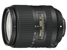 Nikon AF-S DX NIKKOR 18-300mm F/3.5-6.3G ED VR Obiettivo - Nero (JAA821DA)
