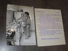 Photographie Press Nude Living by Paul Harrys 1970-75 - 18 cm x 25 cm