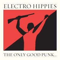 ELECTRO HIPPIES - THE ONLY GOOD PUNK IS A DEAD ONE  2 VINYL LP NEU