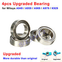 Bearing 8P A949-34 A949-36 Oil-Retaining 8x12x3.5mm WLtoys A959 A969 A979 K929