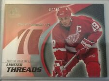 2003-04 SP Game-Used: Limited Threads - Steve Yzerman