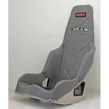 Kirkey 5517017 Racing Seat Cover Grey Tweed - Fits 55170
