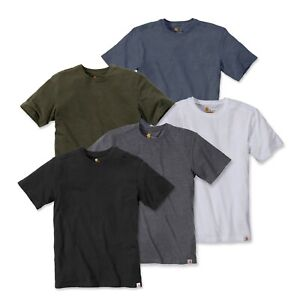 Carhartt Maddock T-Shirt S/S | 16 colours | US-Size | 101124 | basic