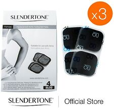 Slendertone Replacement Pads Female Arms 3 FOR 2 - All Arms Female Products
