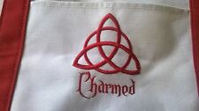 Charmed Triquetra Tote Bag Embroidered A Charmed One of a KInd Collectible (C)