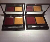 Mary Kay® LIP COLOR DUO Garnet/Gold New In Box LOT OF 2 Discontinued SHIPS FAST!