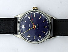 VOLNA 2809A VINTAGE SOVIET RUSSIAN MECHANICAL WRISTWATCH Perfect USSR